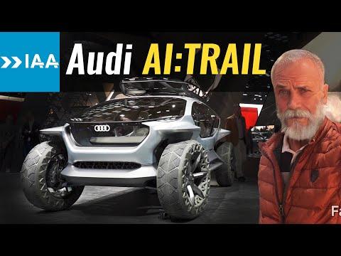 AI:Trail - электро-внедорожник Audi