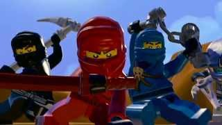 LEGO Ninjago: Shadow of Ronin Google Play Launch Trailer