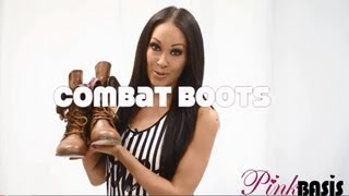 HOW TO STYLE: Combat Boots Thumbnail