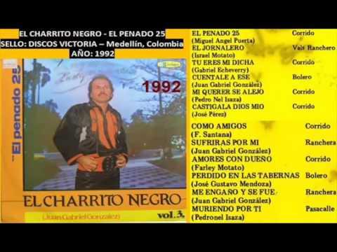 Como amigos 1992 El Charrito Negro Musica Popular Vieja%2C Guasca o Carrilera de Colombia