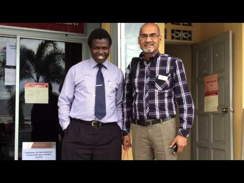 Postgraduate Supervision And Academic Culture Workshop With Dr Vijay
