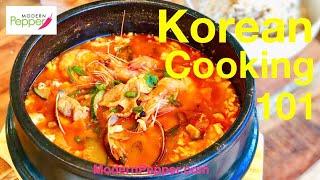 Korean Cooking Tutorials/Lessons Authentic Korean Recipes, Korean-Fusions & Korean Mukbang 먹방, 한국 요리