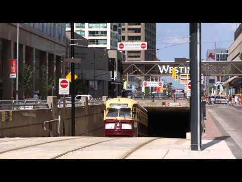 TTC - Toronto Transit Commission 1951 PCC A-15 4549 On 509 Harbourfront