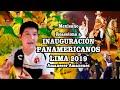 INAUGURACIÓN PANAMERICANOS LIMA 2019 | Amanecer Amancaes | Mexicano reacciona