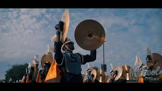 SU Drum Section 2018 | Pre-Bayou Classic Performance