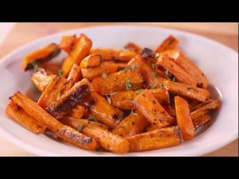 How to Cook Roasted Carrots