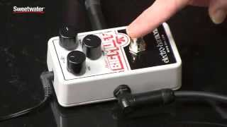 Electro-Harmonix Nano Big Muff Pi Fuzz Pedal Review by Sweetwater Sound