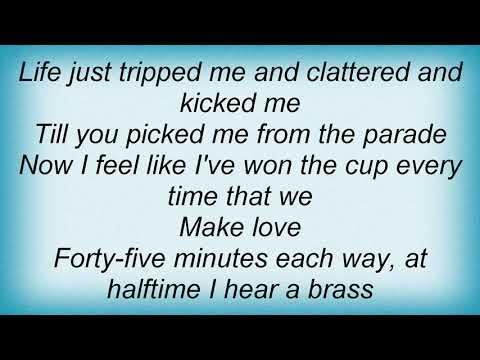 Billy Bragg - The Boy Done Good Lyrics