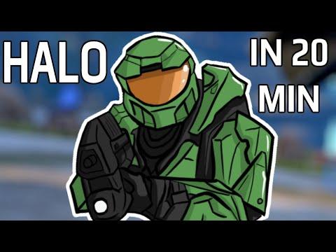 Halo Combat Evolved In 20 Minutes (4K)