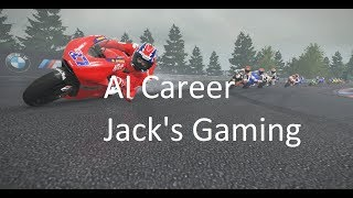 MotoGP 17 - AI Career - Back In The Midnight! [25]