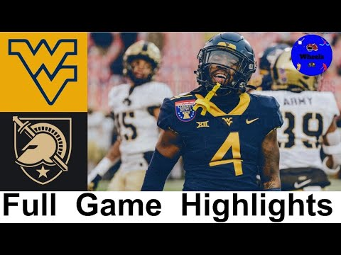 West Virginia Defeats Army in AutoZone Liberty Bowl