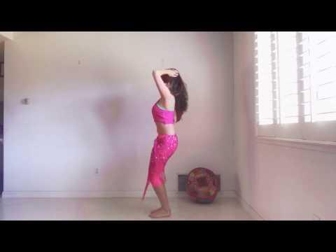 Cute Lebanese Belly Dancing  Jacqueline