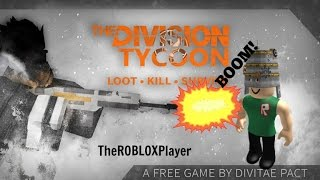 ROBLOX - My First Impression On The Division Tycoon! | TRP