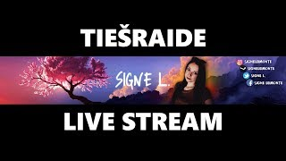 RIP acs. CS grind and sh*t talk. TIEŠRAIDE - LIVE
