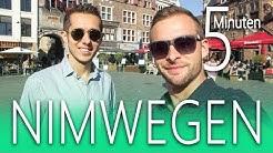 NIMWEGEN in 5 Minuten ☀️🙂 Nijmegen HOLLAND Niederlande