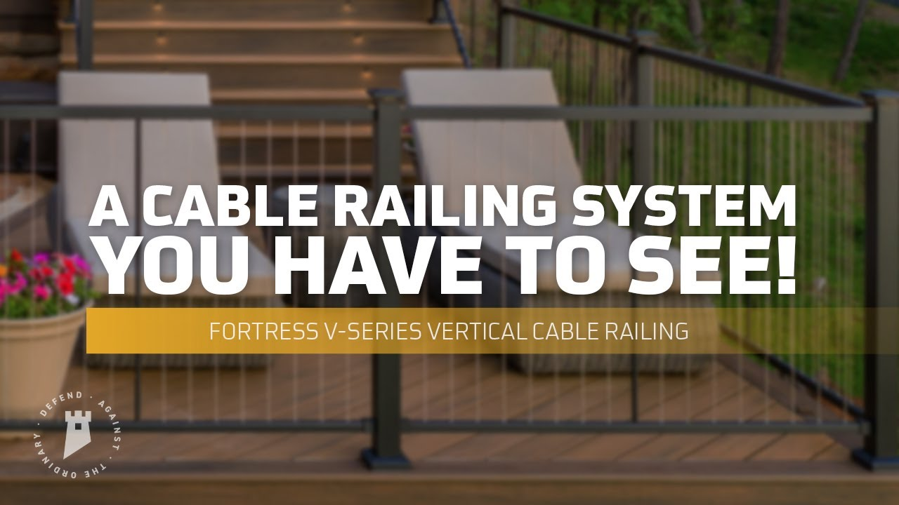 Cable Railing Video - YouTube