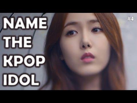 Kpop Quiz: Name the Kpop Idol #4