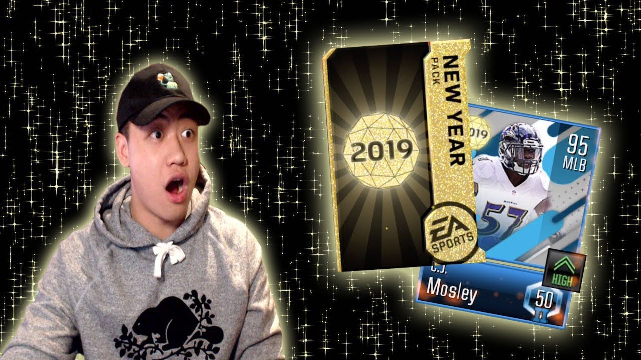 Madden Overdrive New Years Bundle Opening!! We Get A NY Master & Full  Diamond Def EP5!!