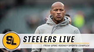 Game Recap, Shazier's Emotional Return to Cincinnati on Steelers Live | Pittsburgh Steelers