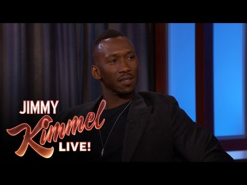 Mahershala Ali Reveals Real Name fragman