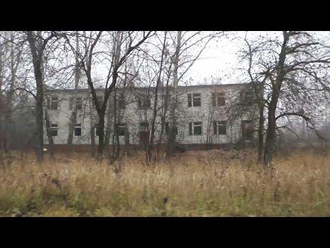Прогулка по бывшему военному городку. Часть 1 г.Петровск
