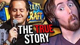 "How Classic WoW Was Made Possible! Asmongold Reacts to ""The True Nostalrius Story"""