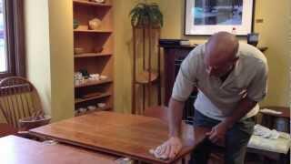 How to Clean Hardwood Furniture - Hardwood Artisans