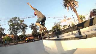 Baker Skateboards - Eme Recabarren ESEA park