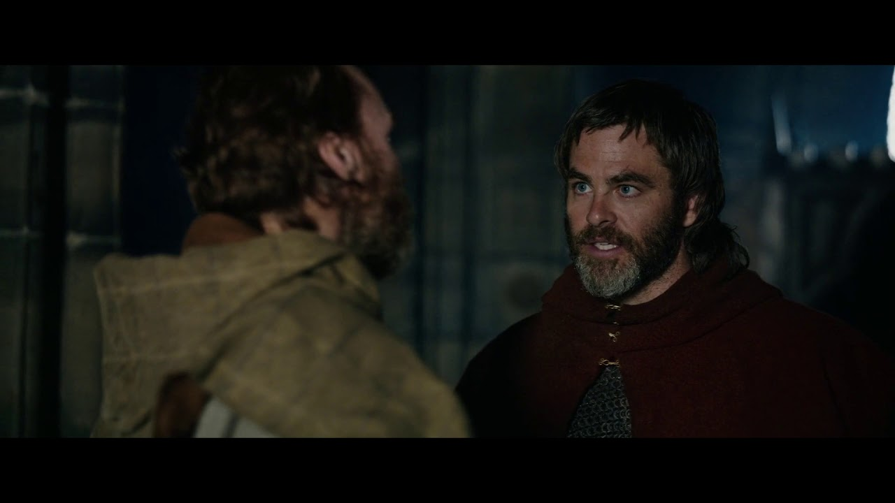Download [Outlaw King] John Comyn Threatens Robert the Bruce on Sanctuary Ground