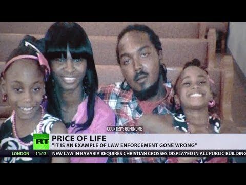 'Preposterous': Court awards $0.04 to family of man killed by cop
