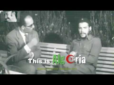 HERMANO COMANDENTE CHE GUEVARA ARGELIA 1963 لكي لا ننسا معاهدة الرجال