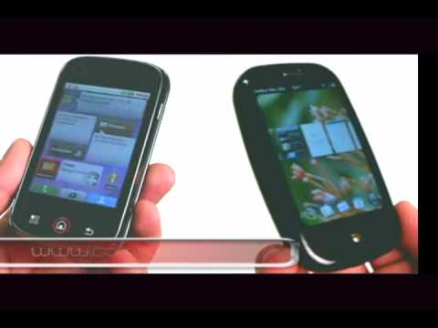 Palm Pre vs Motorola Dext