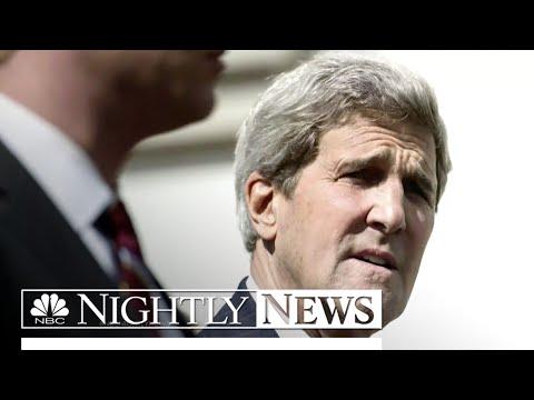 Iran Nuclear Talks Extend Past Deadline   NBC Nightly News