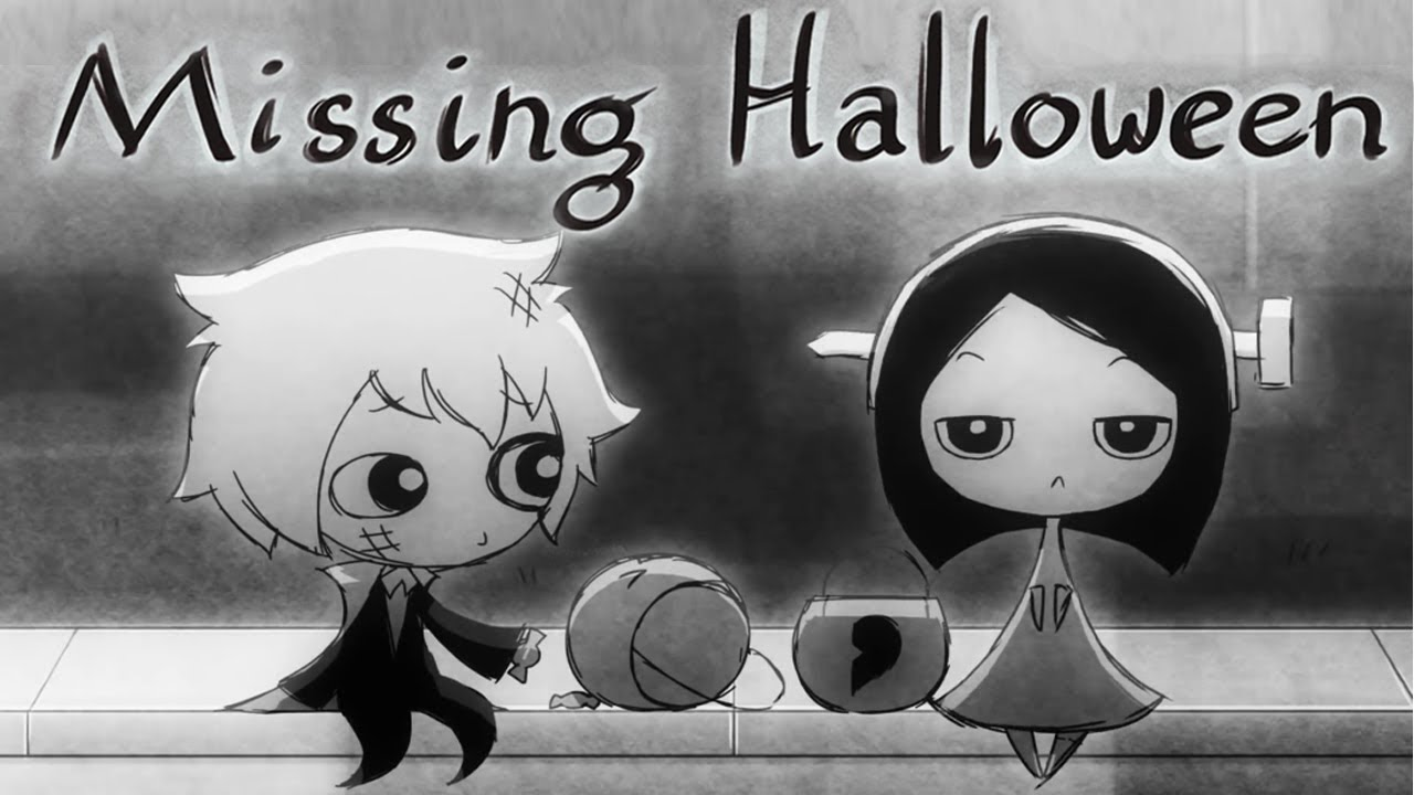 Halloween Schort.Missing Halloween Animated Short Film