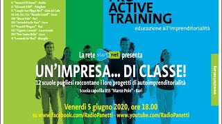 Proactive Training - Un'impresa... di classe!