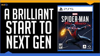 Spider-Man: Miles Morales Delivers - PS5 Review and Gameplay [Spoiler Free] (Video Game Video Review)