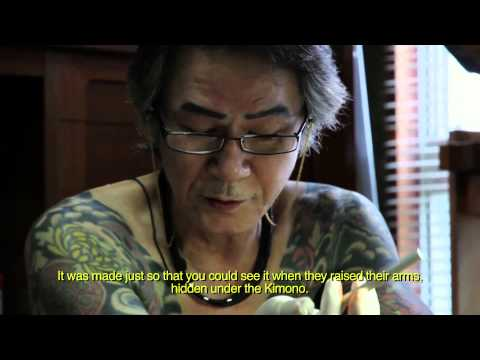 Yakuza Tattoo Artist explains the significance of body art to the Japanese Mafia from YouTube · Duration:  2 minutes 42 seconds
