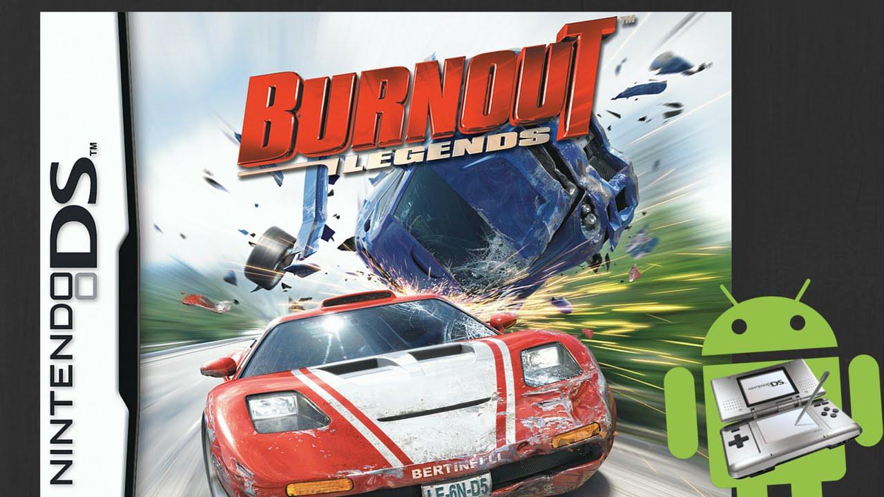 burnout legends ds