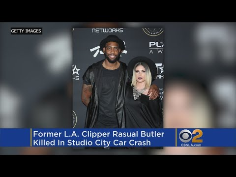 Ex-NBA Player Rasual Butler, Wife Killed In LA Car Crash