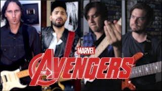 MARVEL CINEMATIC UNIVERSE MEDLEY   Ft. ChristianVib & Mario Freiria - Avengers INFINITY WAR