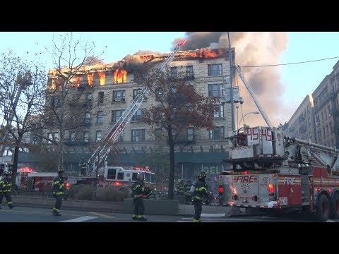 Manhattan,NY 6th Alarm  Box 1622  11/17/17