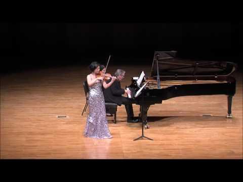"""Ju-Young Baek & Ralf Gothoni Duo Concert - Beethoven Violin Sonata No.9, Op.47 """"Kreutzer"""" (Mov.3)"""