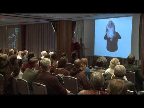 Mind control -- practical application | Margrét Dóra Ragnarsdóttir | TEDxReykjavik