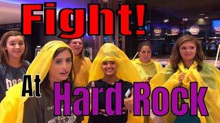 FIGHT at the Hard Rock Atlantic City! (Gambling Vlog #19)