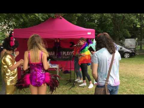 Transpire - Essex Pride 2017