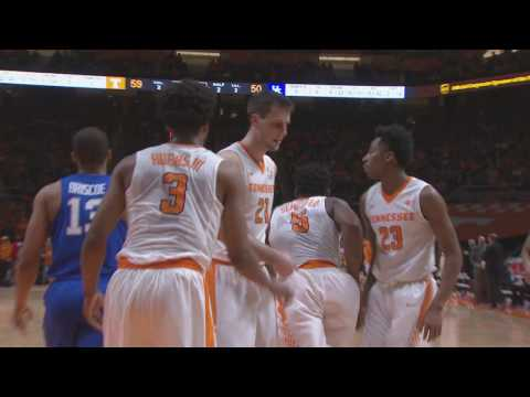 Vol Hoops | Vols 82, #4 Kentucky 80 (Jan. 24, 2017)