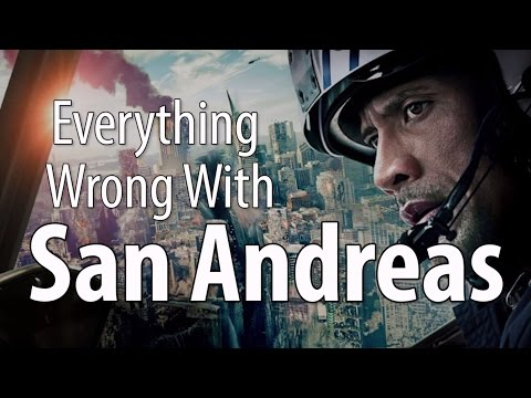 Everything Wrong With San Andreas In Earthquake Minutes