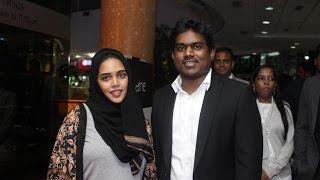 Chennai's First IMAX : Celebs at James Bond 007 Spectre Premiere Show | Yuvan, Siddharth