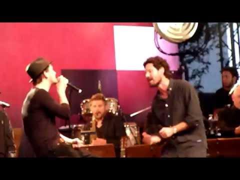 Max Herre feat. Maxim - Jeder Tag zuviel (live) @ Tanzbrunnen Köln