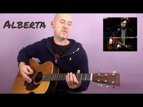 Guitar tutorial - Alberta - by Joe Murphy